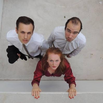 mit Julian Sark und Sandra Riedl, © Lisa Furtner